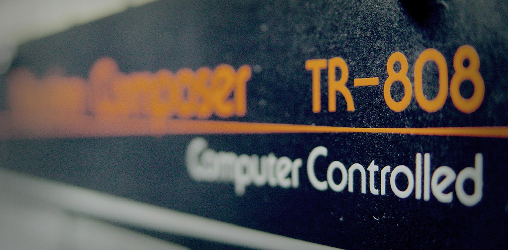 TR-808 Closeup