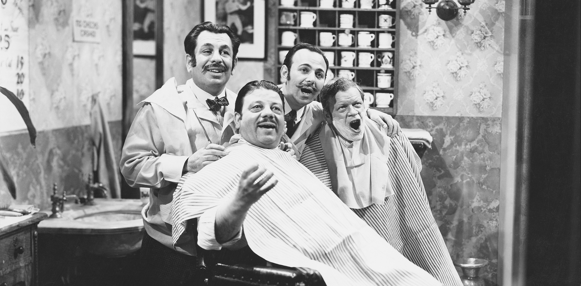 barbers shop quartet